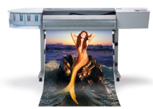 Digital Printing of Large Format posters and banners also available.